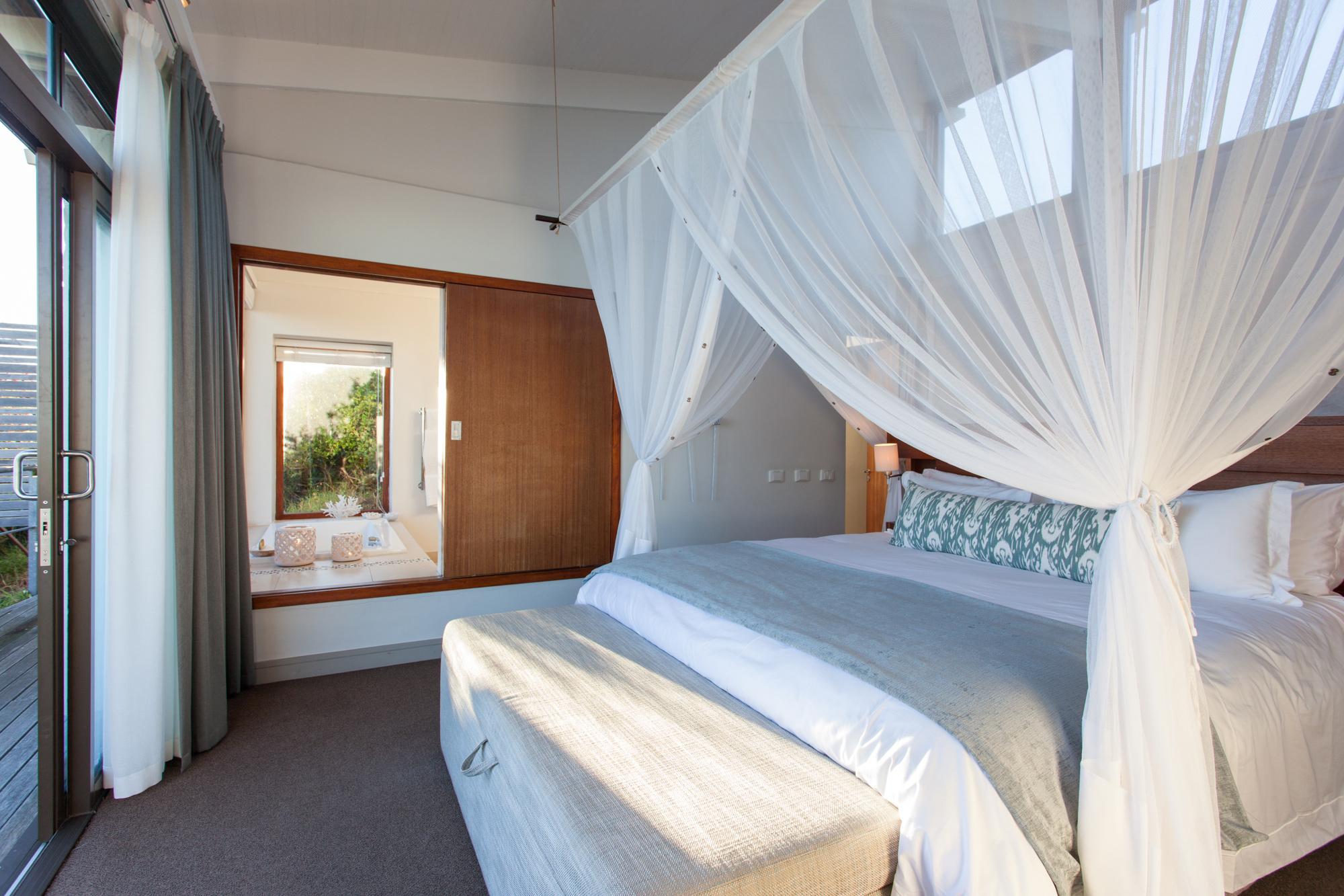 Forest Lodge Luxury Suites Romance in Nature – Bedroom En Suite