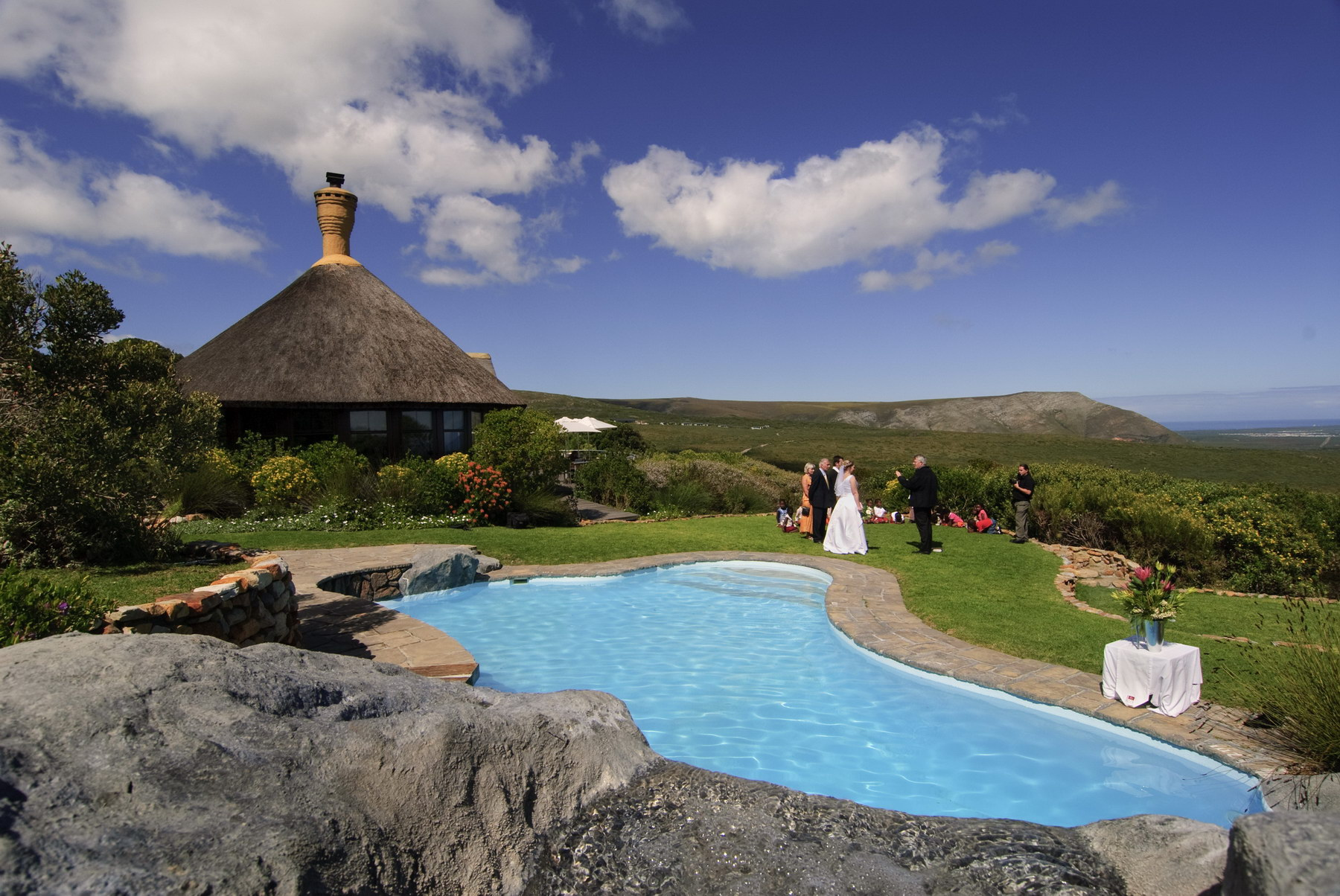 Weddings At Grootbos Private Nature Reserve